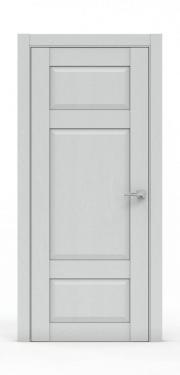 Межкомнатные двери Экошпон - 342 Ясень Серый