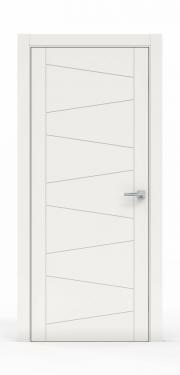 Межкомнатные двери - 0170 Белый