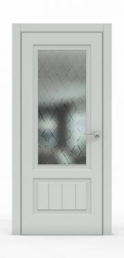 Премиум межкомнатная дверь - Папирус 1501-ГР