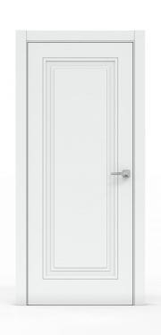 Экошпон дверь - Платина 3301