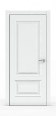 Экошпон дверь - Платина 3302