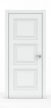 Экошпон дверь - Платина 3303
