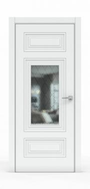 Экошпон дверь - Платина 3305 ГР