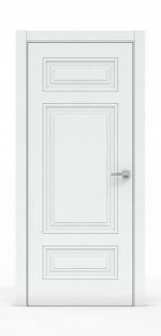 Экошпон дверь - Платина 3305