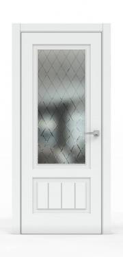Межкомнатная дверь Платина 3501-ГР