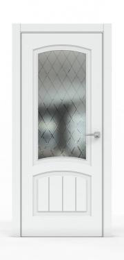 Межкомнатная дверь Платина 3502-ГР