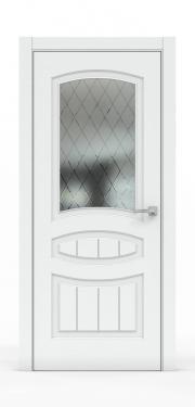 Межкомнатная дверь Платина 3503-ГР