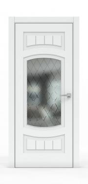 Межкомнатная дверь Платина 3504-ГР