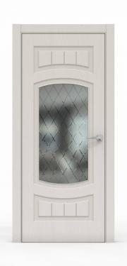 Межкомнатная дверь Щербет 3504-ГР