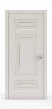 Классическая межкомнатная дверь - Щербет 3803