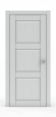 Эталон межкомнатная дверь - 343 Ясень Серый