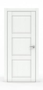 Эталон межкомнатная дверь - 343 Ясень белый