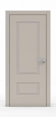 Премиум дверь из эмали - 1302 Агат