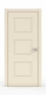 Премиум дверь из эмали - 1303 Айвори