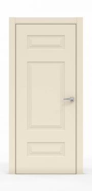 Премиум дверь из эмали - 1305 Айвори