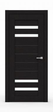 Дверь межкомнатная - 1636-СО Венге