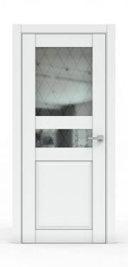 Двери - 344Б-ГР Платина