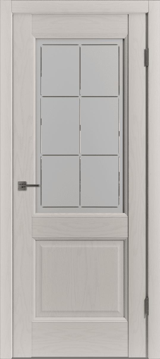 Экошпон классическая дверь