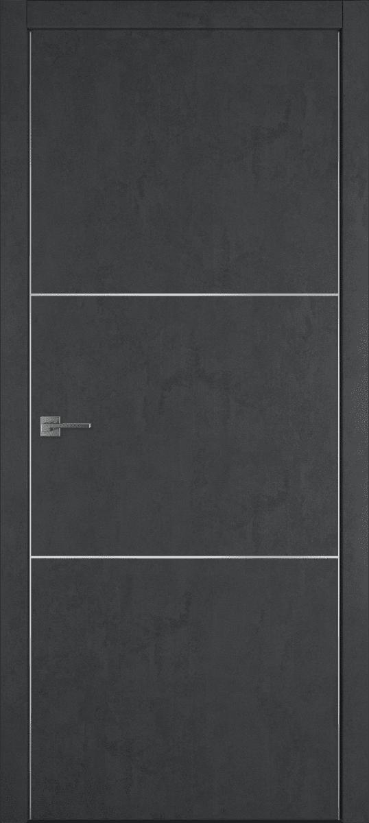 Дверь коллекции дизайн со светлым молдингом