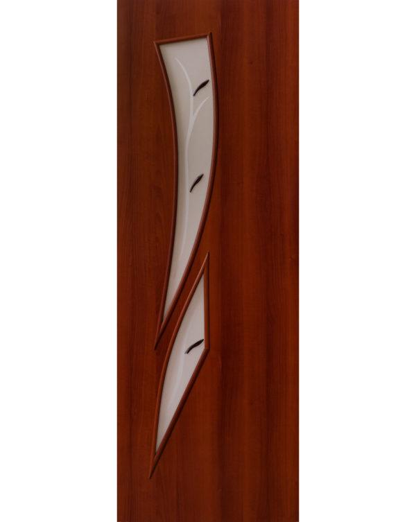 Ламинированная дверь strelec
